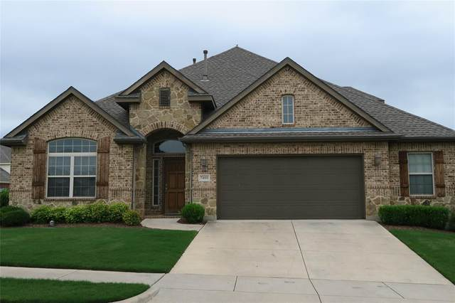 7401 Sweetgate Lane, Denton, TX 76208 (MLS #14342204) :: Frankie Arthur Real Estate