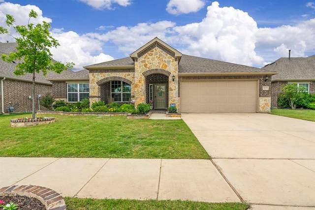 8121 Ponwar Drive, Fort Worth, TX 76131 (MLS #14342208) :: Real Estate By Design