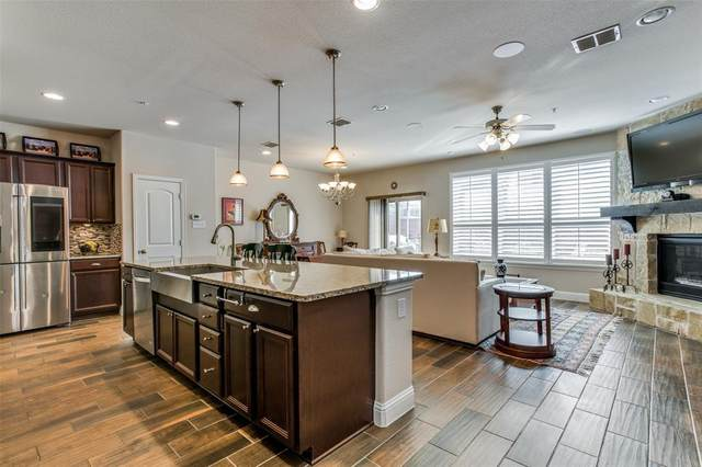 2520 Jackson Drive, Lewisville, TX 75067 (MLS #14342267) :: Real Estate By Design