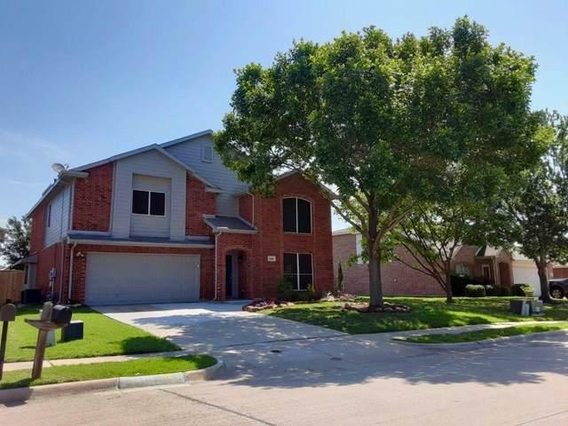 2113 Parkside Drive, Little Elm, TX 75068 (MLS #14342285) :: The Kimberly Davis Group