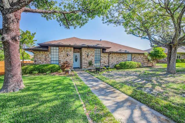 332 Shepards Hill Drive, Rockwall, TX 75087 (MLS #14342290) :: The Chad Smith Team