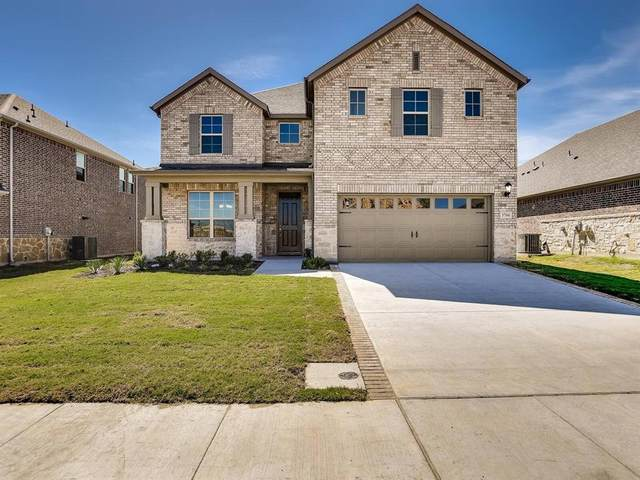 3704 Brock Drive, Rowlett, TX 75089 (MLS #14342313) :: Real Estate By Design