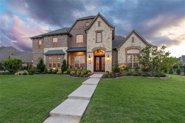 1008 Lexington Terrace, Southlake, TX 76092 (MLS #14342346) :: The Kimberly Davis Group