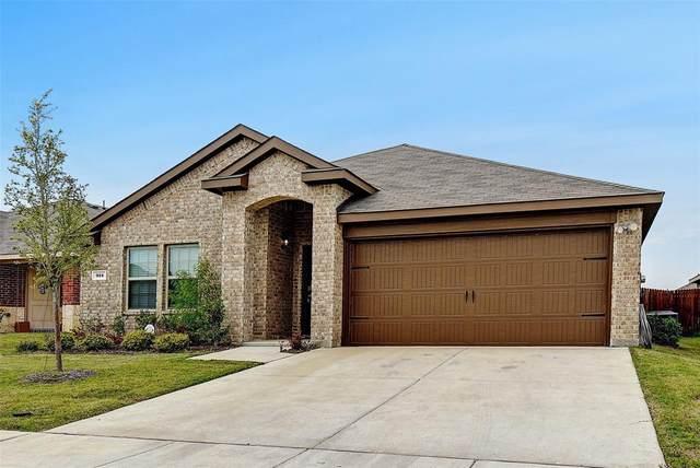 925 Newby Lane, Fate, TX 75189 (MLS #14342359) :: RE/MAX Landmark