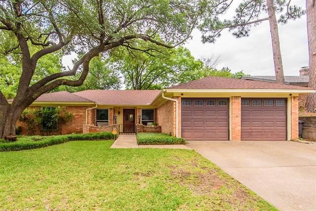 7505 Yolanda Drive, Fort Worth, TX 76112 (MLS #14342411) :: Team Tiller
