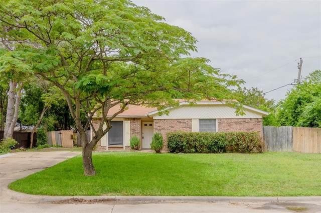 406 Brandon Street, Grand Prairie, TX 75052 (MLS #14342417) :: Hargrove Realty Group