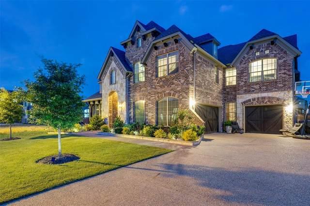 964 Byron Street, Allen, TX 75013 (MLS #14342480) :: Tenesha Lusk Realty Group