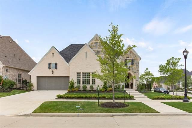3855 Attu Drive, Frisco, TX 75033 (MLS #14342525) :: Real Estate By Design
