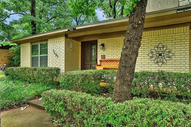 3605 Oakwood Street, Denison, TX 75020 (MLS #14342555) :: The Heyl Group at Keller Williams