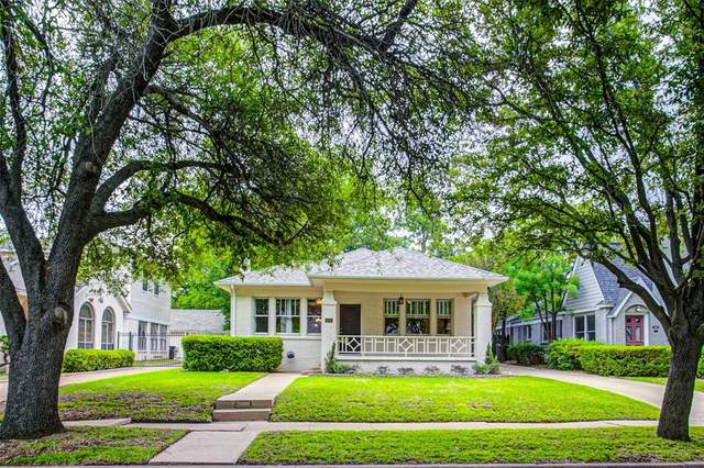 2615 Greene Avenue, Fort Worth, TX 76109 (MLS #14342563) :: The Mitchell Group
