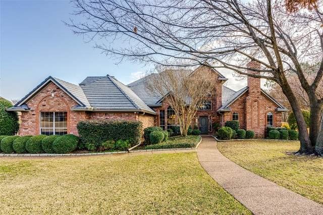 1009 Inwood Lane, Colleyville, TX 76034 (MLS #14342564) :: The Mitchell Group