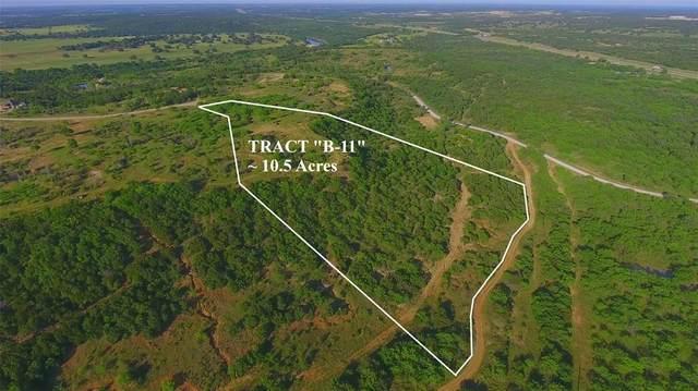B-11 Weatherby Way, Santo, TX 76472 (MLS #14342598) :: The Kimberly Davis Group