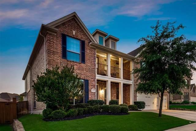 417 Aylesbury Drive, Roanoke, TX 76262 (MLS #14342610) :: The Kimberly Davis Group