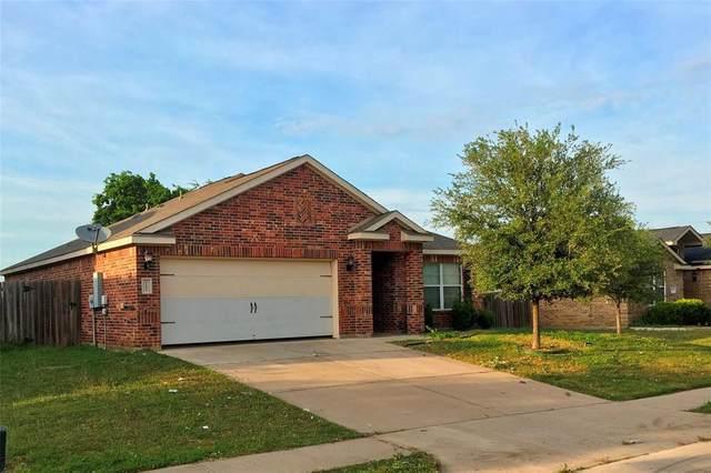 115 Eider Drive, Sanger, TX 76266 (MLS #14342613) :: Team Hodnett