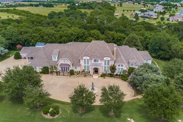 1600 Winding Creek Road, Prosper, TX 75078 (MLS #14342629) :: The Kimberly Davis Group