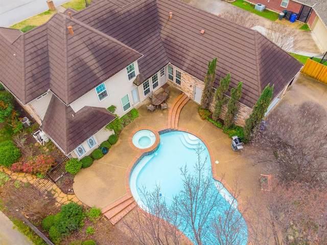604 Saddlebrook Drive, Colleyville, TX 76034 (MLS #14342668) :: The Tierny Jordan Network