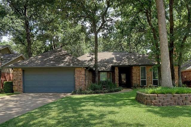 2156 S Winding Creek Drive, Grapevine, TX 76051 (MLS #14342694) :: Team Hodnett