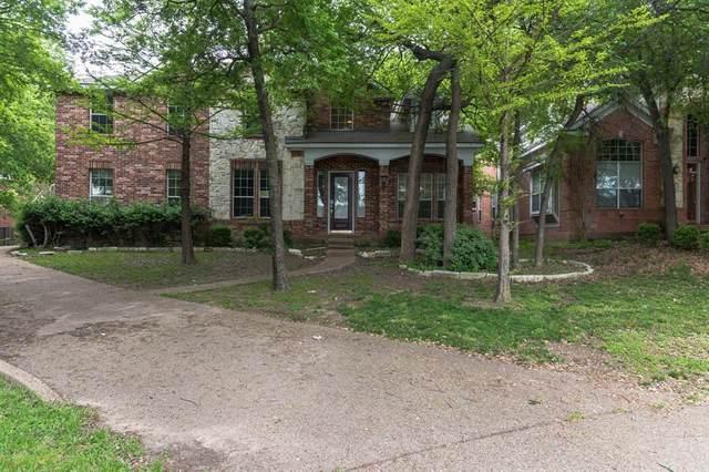 3732 Hilldale Court, Grand Prairie, TX 75052 (MLS #14342714) :: The Tierny Jordan Network