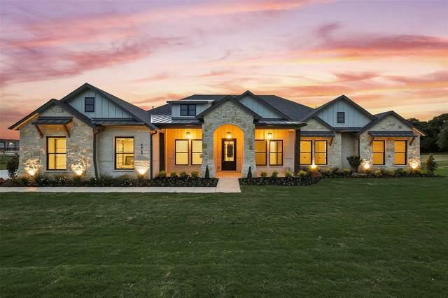 6920 Chestnut Ridge Drive, Argyle, TX 76226 (MLS #14342770) :: The Rhodes Team
