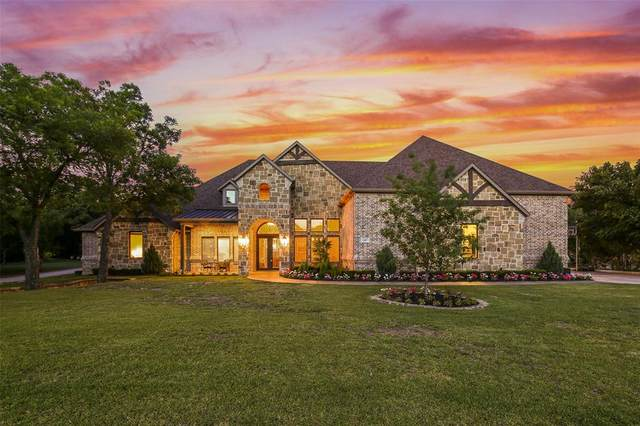 685 Simmons Road, Double Oak, TX 75077 (MLS #14342788) :: Baldree Home Team