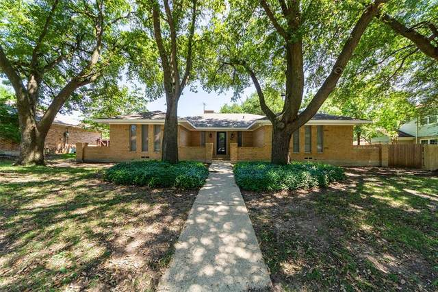 202 Lynge Drive, Allen, TX 75013 (MLS #14342829) :: Real Estate By Design
