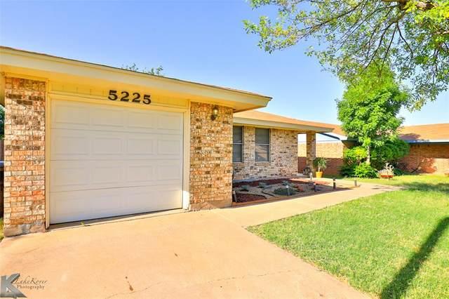 5225 Coronado Court, Abilene, TX 79605 (MLS #14342846) :: The Heyl Group at Keller Williams