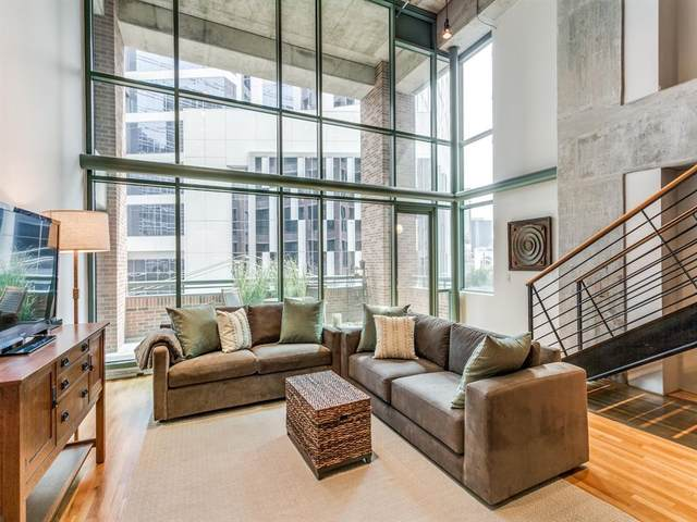 1999 Mckinney Avenue #403, Dallas, TX 75201 (MLS #14342858) :: Century 21 Judge Fite Company