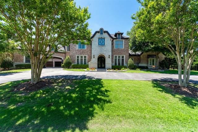 1051 Parkdale Drive, Fairview, TX 75069 (MLS #14342861) :: Team Tiller