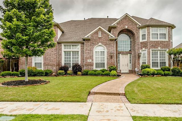 8327 Shady Shore Drive, Frisco, TX 75036 (MLS #14342900) :: Real Estate By Design