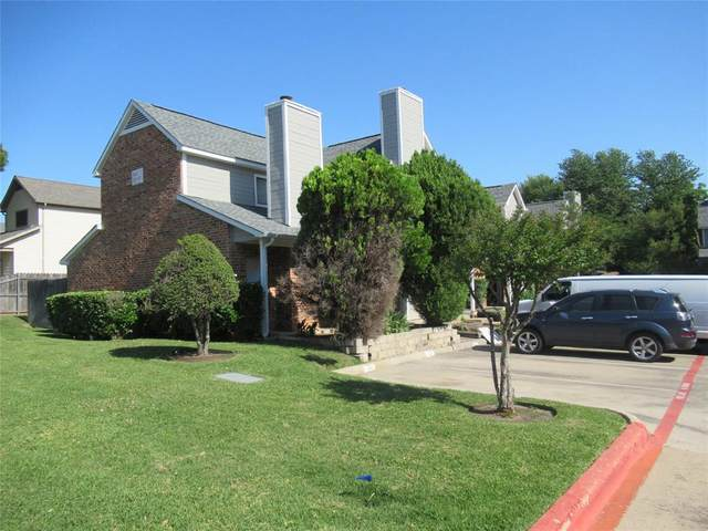 3869 Evergreen Street #112, Irving, TX 75061 (MLS #14342968) :: North Texas Team | RE/MAX Lifestyle Property