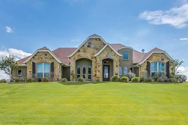 228 Pinnacle Peak Lane, Brock, TX 76087 (MLS #14343005) :: The Heyl Group at Keller Williams