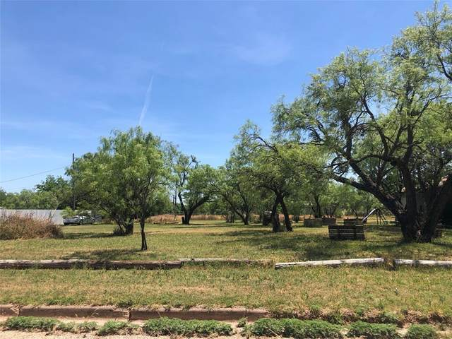 TBD Ave I & 12Th  St, Anson, TX 79501 (MLS #14343012) :: Real Estate By Design
