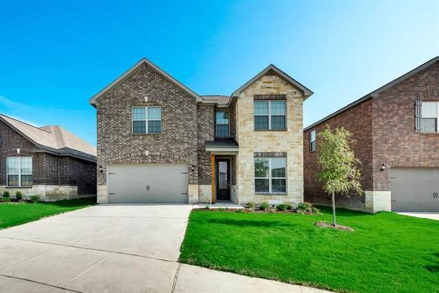 5501 Songbird Trail, Denton, TX 76207 (MLS #14343094) :: Real Estate By Design
