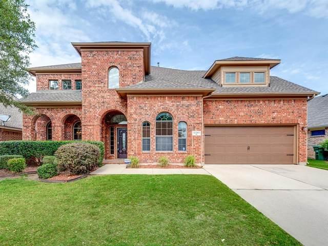 12740 Outlook Avenue, Fort Worth, TX 76244 (MLS #14343111) :: The Mauelshagen Group