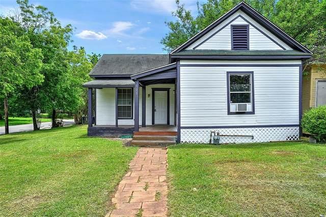 100 W Munson Street, Denison, TX 75021 (MLS #14343131) :: Real Estate By Design