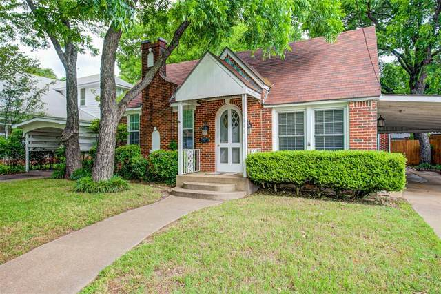 516 College Street, Cleburne, TX 76033 (MLS #14343153) :: Hargrove Realty Group
