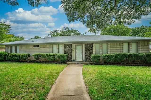 6123 Marblehead Drive, Dallas, TX 75232 (MLS #14343166) :: The Chad Smith Team
