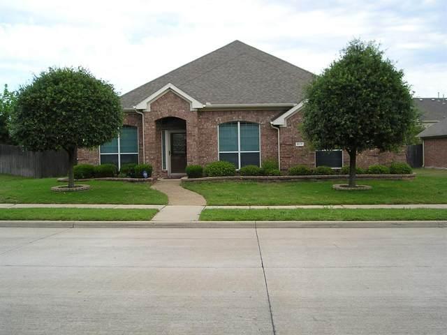 517 Glacier Street, Desoto, TX 75115 (MLS #14343174) :: The Mauelshagen Group
