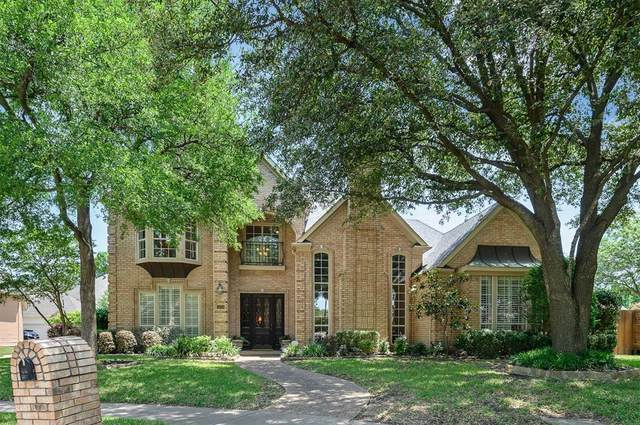 1600 Old Course Drive, Plano, TX 75093 (MLS #14343176) :: The Heyl Group at Keller Williams