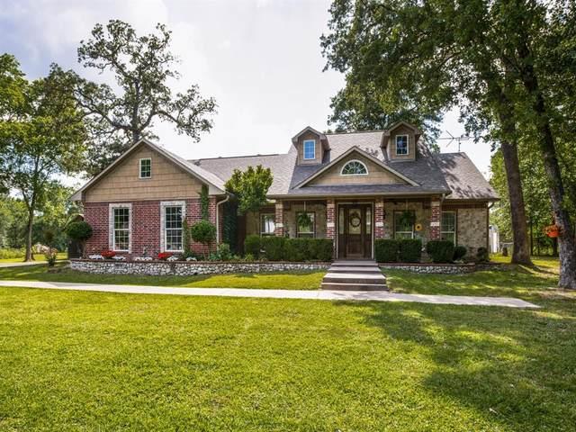 8057 Ranchette Road, Eustace, TX 75124 (MLS #14343186) :: Justin Bassett Realty