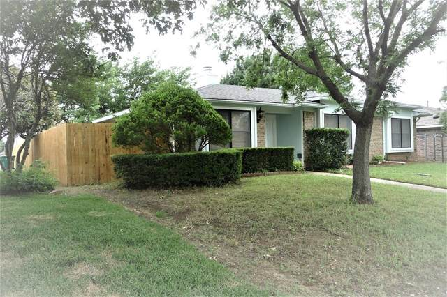 1746 Sterling Lane, Lewisville, TX 75067 (MLS #14343190) :: The Good Home Team