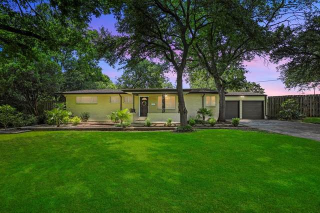 3700 Clayton Road W, Fort Worth, TX 76116 (MLS #14343198) :: Real Estate By Design