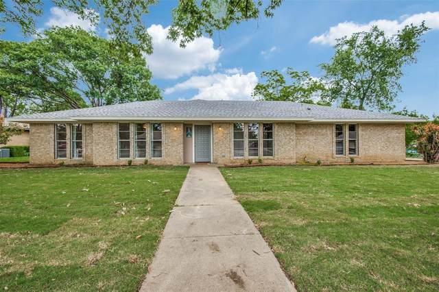 2512 Buckingham Drive, Denton, TX 76209 (MLS #14343216) :: The Mauelshagen Group