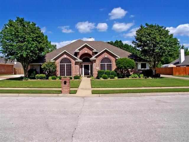 1521 Sarah Brooks Drive, Keller, TX 76248 (MLS #14343229) :: The Mauelshagen Group