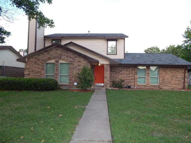 3706 Lofland Lane, Rowlett, TX 75088 (MLS #14343233) :: Bray Real Estate Group