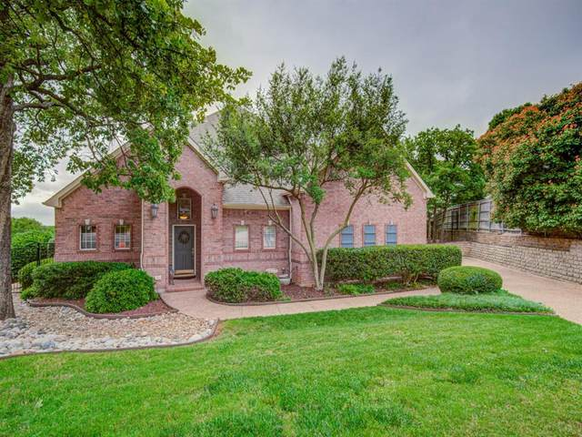 2801 High Point Court, Grapevine, TX 76051 (MLS #14343281) :: Real Estate By Design