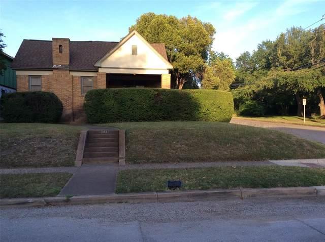 2567 Stadium Drive, Fort Worth, TX 76109 (MLS #14343284) :: The Mitchell Group