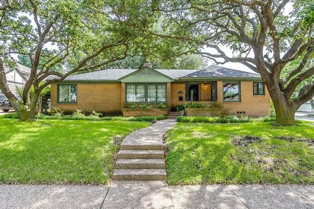3839 Mattison Avenue, Fort Worth, TX 76107 (MLS #14343313) :: The Hornburg Real Estate Group