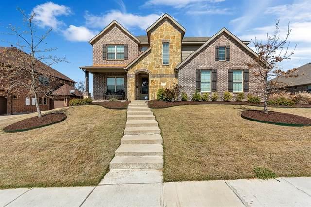 721 Broderick Lane, Prosper, TX 75078 (MLS #14343393) :: Real Estate By Design