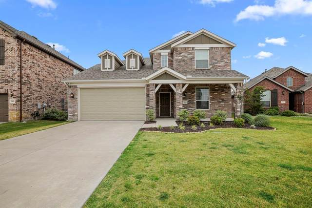 2413 Trailside Drive, Aubrey, TX 76227 (MLS #14343418) :: Real Estate By Design